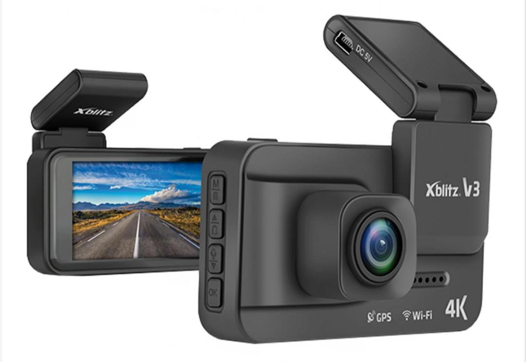 Wideorejestrator Xblitz V3 Pro taniej o 200 zł