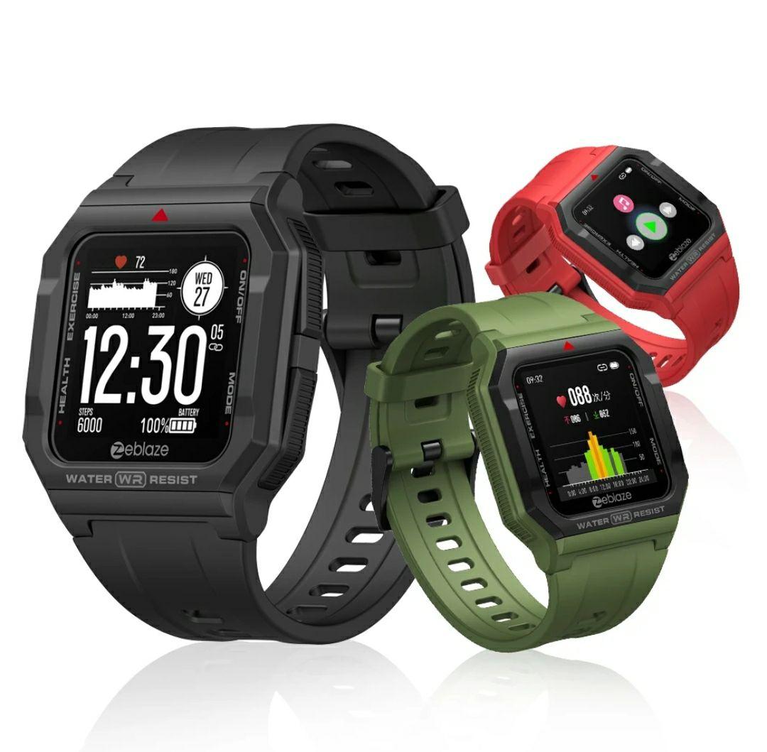 Zeblaze Ares Retro Smartwatch @Banggood