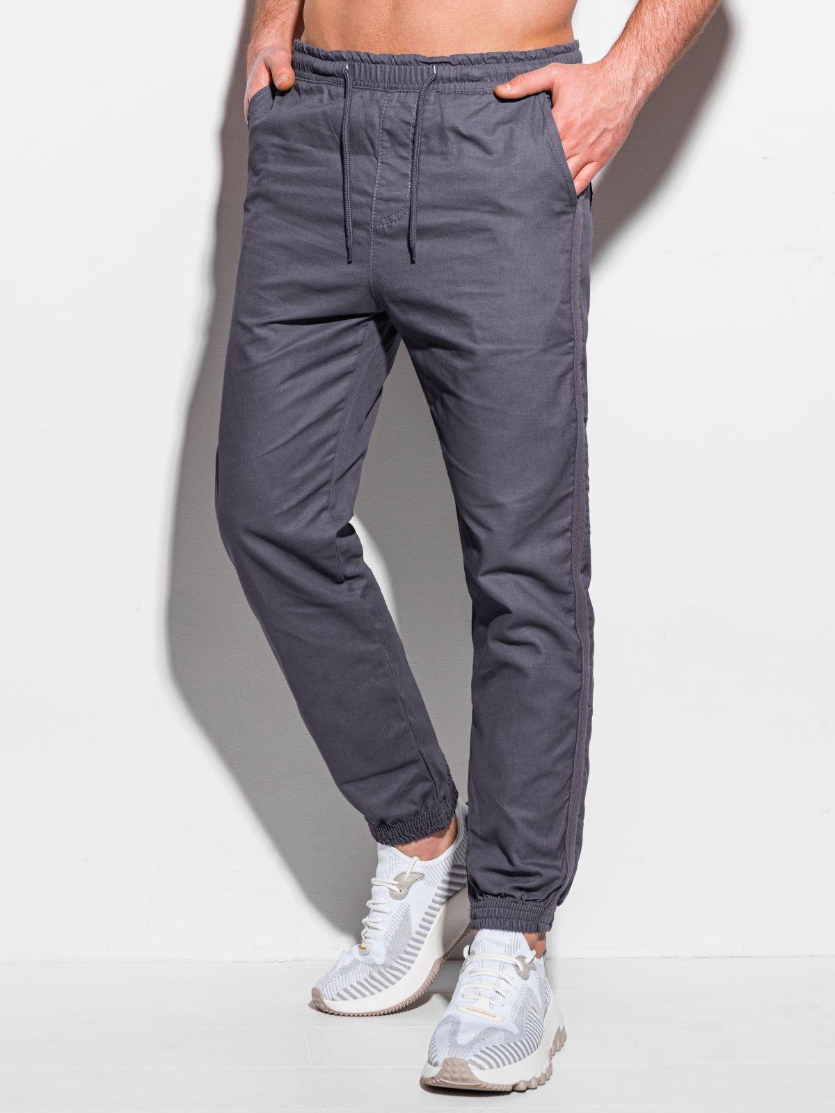 Spodnie męskie joggery (19,98zł/szt) przy zakupie 2 szt