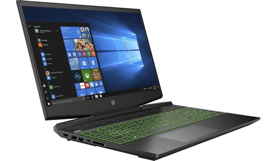 Laptop HP Pavilion Gaming 15-dk1043nw (i5-10300H, 8GB RAM, 512GB SSD, GTX1660 Ti Max, Win) @ Media Expert
