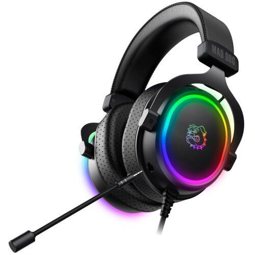 Słuchawki nauszne MAD DOG GH800 7.1