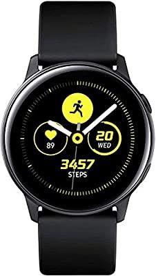 Samsung Galaxy Watch Active 40mm Czarny / Srebrny / Złoty €101.28 @ Amazon.de