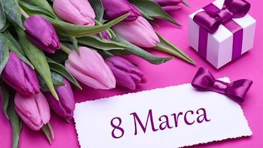 Dzień Kobiet - inspiracje prezentowe