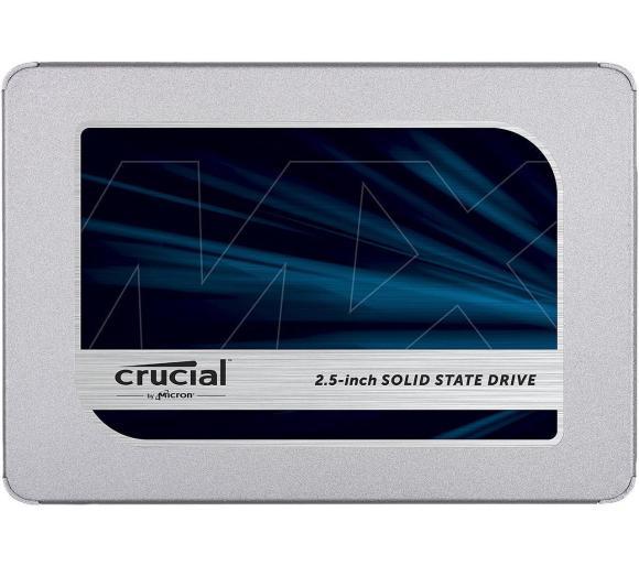 Dysk SSD Crucial MX500 500GB z darmową dostawą w euro.com.pl