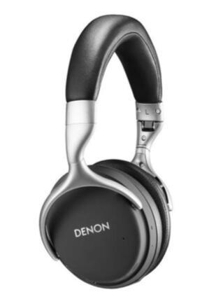 Słuchawki bezprzewodowe Denon AH-GC25W @mediamarkt.pl