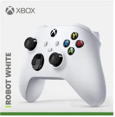 Kontroler Microsoft Robot White Xbox Series / Xbox One / PC