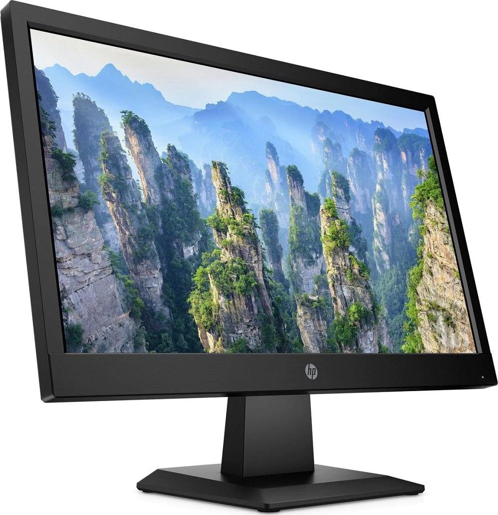 "Monitor 19"" HP V19 (9TN42AA), TN , VGA, 1366 X 768"