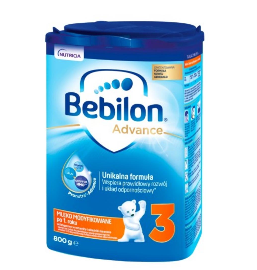 Bebilon 3 800g w dobrej cenie od samego Allegro