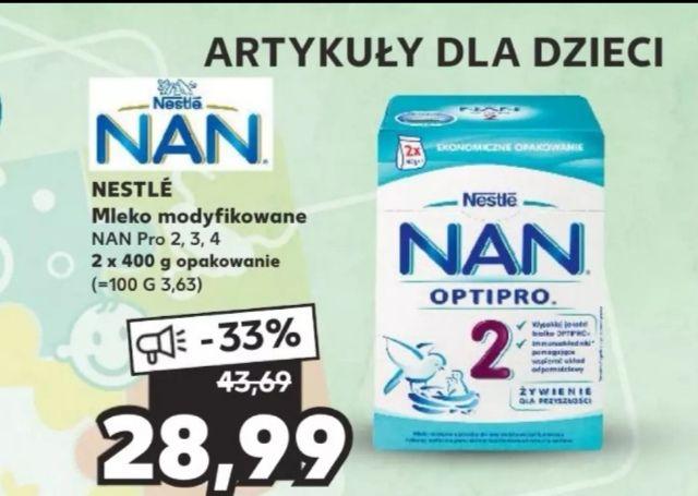 Kaufland NAN 2,3,4