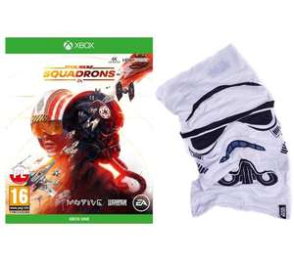 najtaniej zestaw z kominem Star Wars Squadrons Xbox One