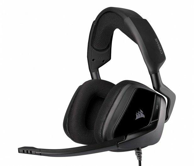 Słuchawki Corsair VOID Elite Stereo Carbon