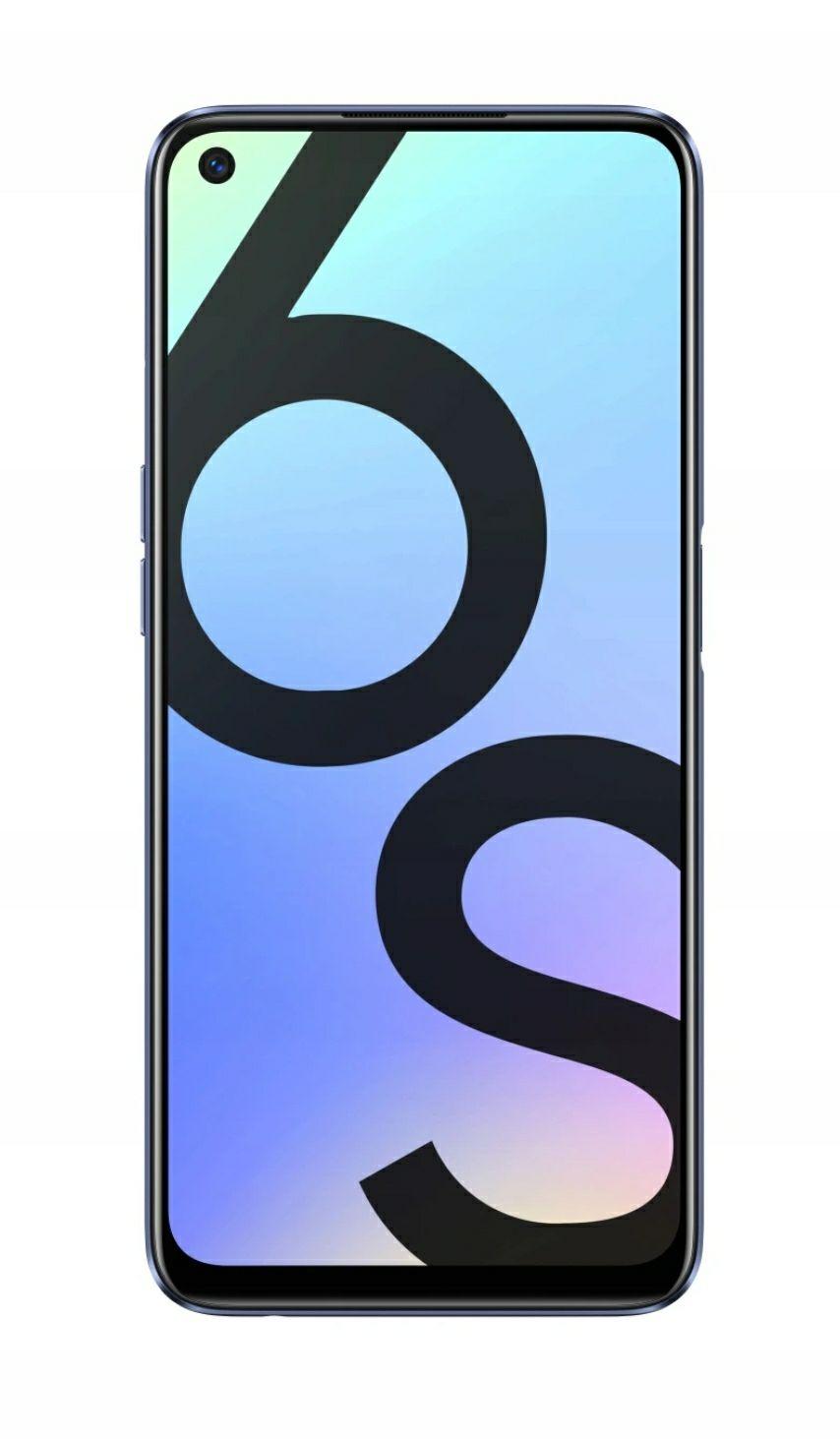 "Smartfon REALME 6s 6,5"" IPS 90Hz 4/64 (czarny)"