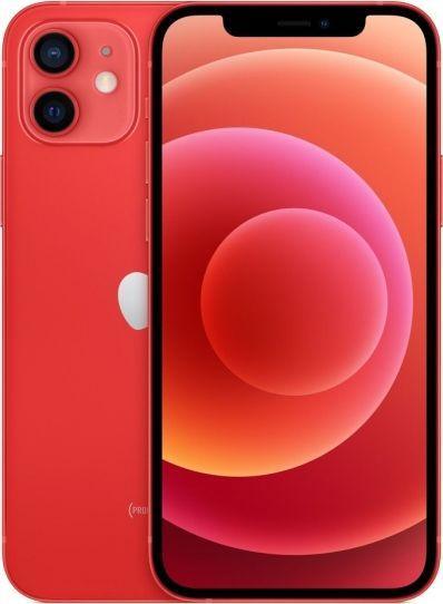 iPhone 12 128 GB w kolorze czerwonym