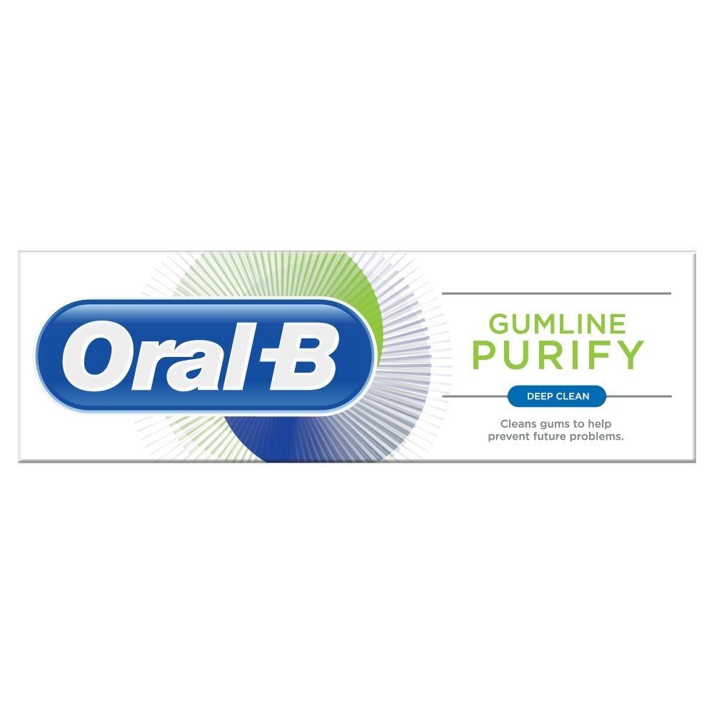 Pasta Oral-B w dwupaku w cenie jednej (sprzed promocji)