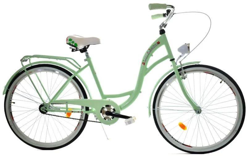 Dallas Bike, Rower miejski, 26″ 1 Speed, miętowy 2021