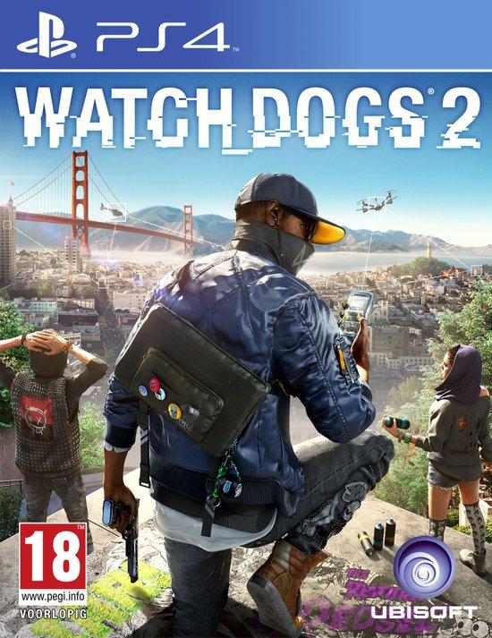 Watch Dogs 2 [Playstation 4, Xbox One, PC] za 147zł z wysyłką @ Bol