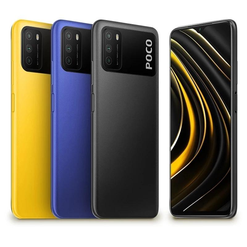 Smartfon POCO M3 w wersji 4/64GB z wysyłką z Polski @ DHgate