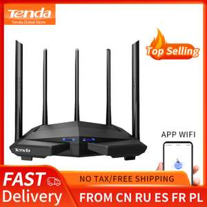 Router Tenda AC11 2.4G/5.0GHz AC1200