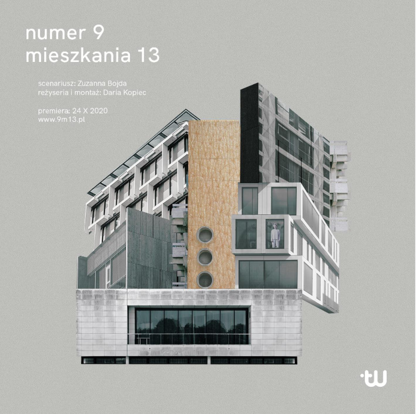 """Spektakl """"Numer 9 mieszkania 13"""" - za darmo online"""