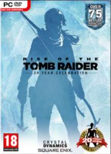 Rise of the Tomb Raider 20 Year Celebration PC/Steam