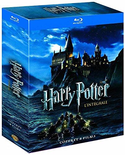 Harry Potter - kolekcja na Blu-Ray za ok. 88zł (11 płyt) @ Amazon.fr