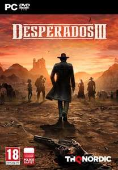 Desperados III (PC) edycja DVD PL Napisy