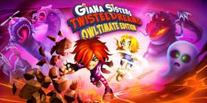 Giana Sisters: Twisted Dreams - Owltimate Edition Switch Eshop