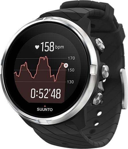 Zegarek Suunto 9 Black Wrist HR GPS