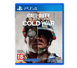 Gra Call of Duty: Black Ops Cold War na PS oraz XBOX