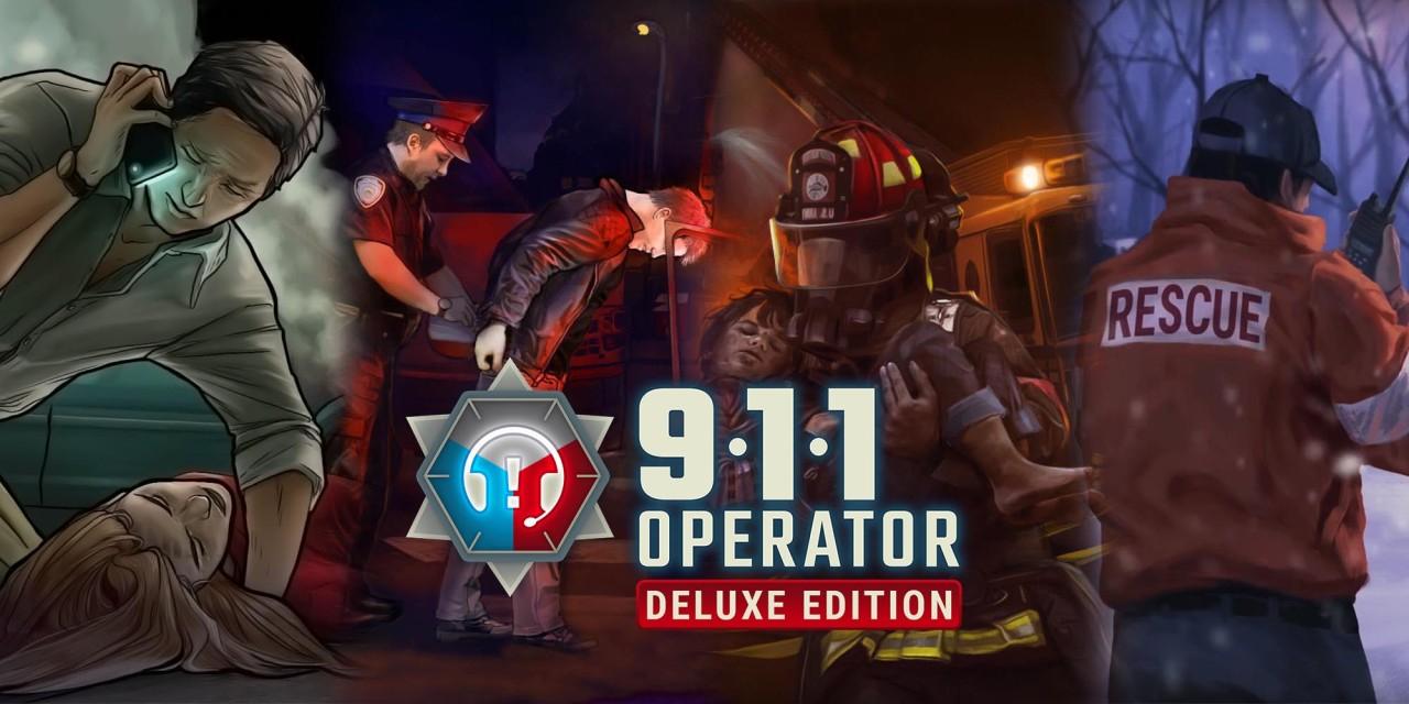 911 Operator Deluxe Edition Nintendo Switch eShop