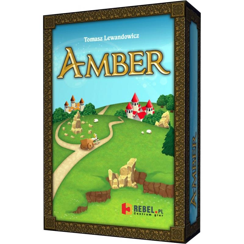 Gra planszowa Amber za 23zł + dostawa @ TropemGier