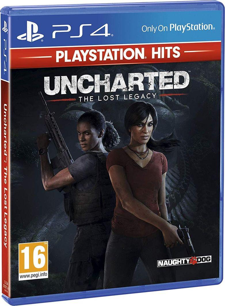 Uncharted: Zaginione Dziedzictwo PS4