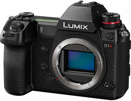 Panasonic Lumix S1R - Wietrzenie magazynu