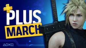 Playstation Plus marzec 2021 - Final Fantasy VII Remake, Remnant From The Ashes, Maquette i Farpoint PS4 PS5