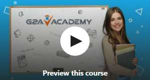 [Udemy] G2A Academy: Video games in education za darmo