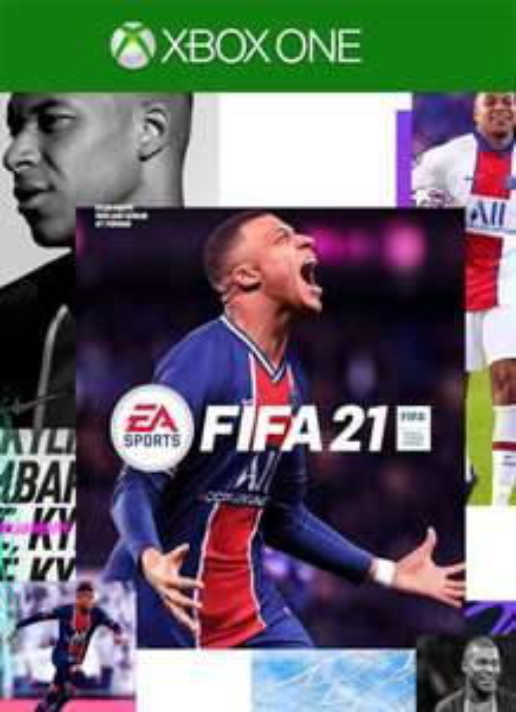 FIFA 21 XBOX Standard Edition