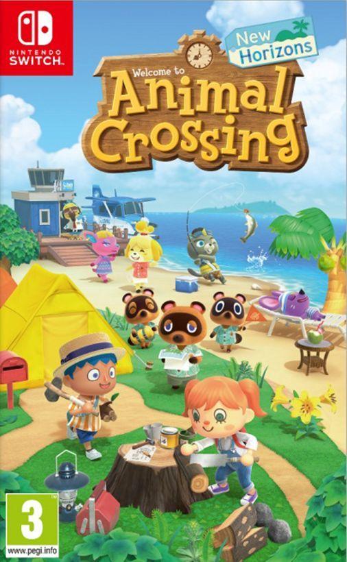 Animal Crossing: New Horizons Nintendo Switch Wersja pudełkowa 189zł