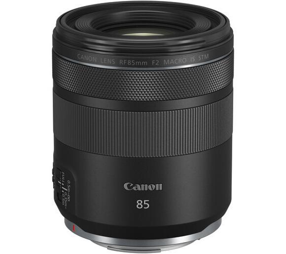 Obiektyw Canon RF 82 f2 IS jasna portretówka z makro