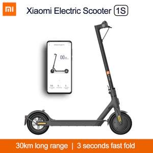 Hulajnoga Xiaomi Mi Electric Scooter 1S (389,99$)