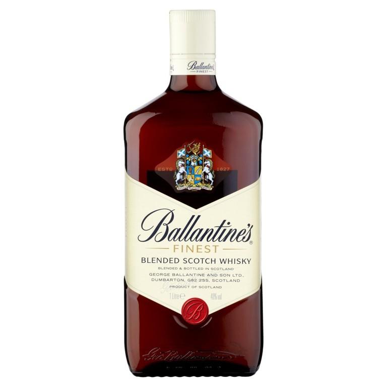 Ballantine's Whisky 1l Stokrotka