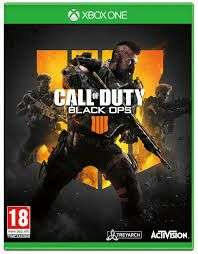 Call Of Duty: Black Ops 4 (Gra Xbox One) Lidl