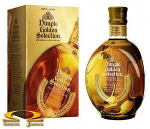Whisky Dimple Golden Selection 0.7 40%