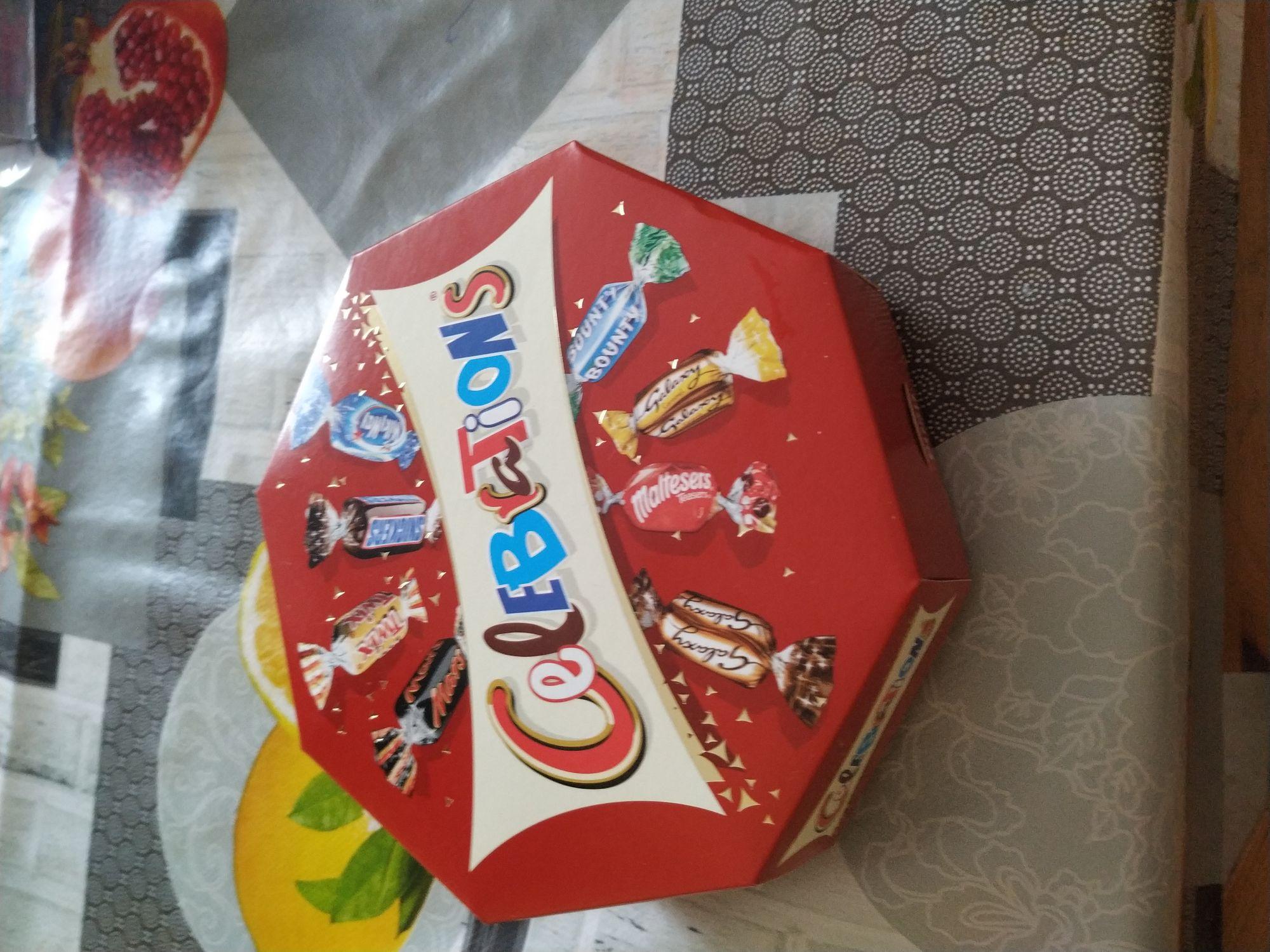 Błąd cenowy cukierki Celebration LIDL