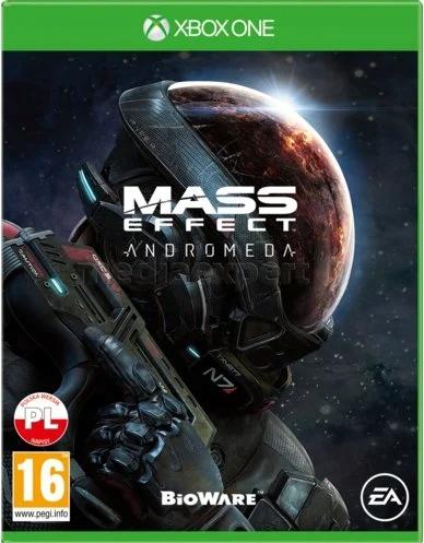 MASS EFFECT ANDROMEDA Polska wersja ! Xbox ONE S X
