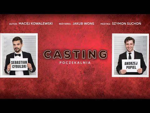 """Spektakl """"Casting. Poczekalnia"""" za darmo"""