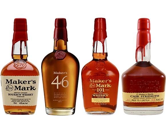 Degustacja on-line Bourbon Maker's Mark - gwiazdy z Loretto
