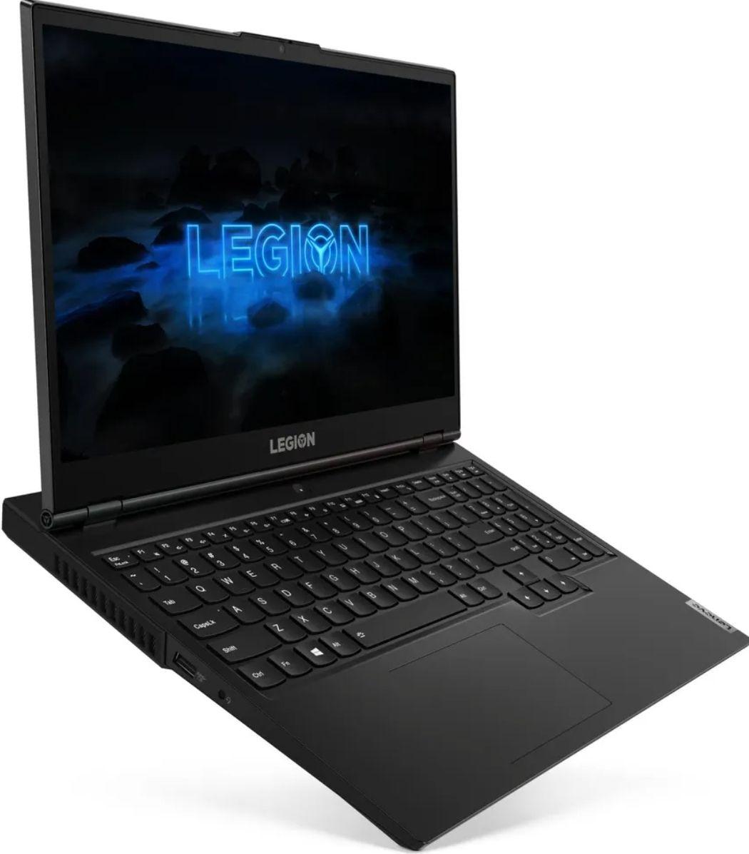 Laptop Lenovo Legion 5 Ryzen 7 4800H, RTX2060, 8GB 3200MHz, 512 SSD, WIN10, 15,6'' 120Hz Neonet Cashback Goodie
