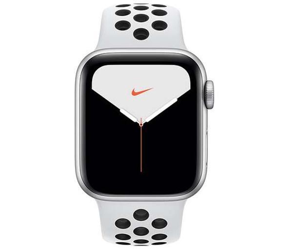 Apple Watch Nike 5 44 mm GPS Silver Platinum