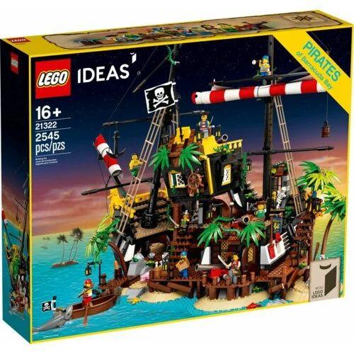 Lego Ideas Barakud 21322