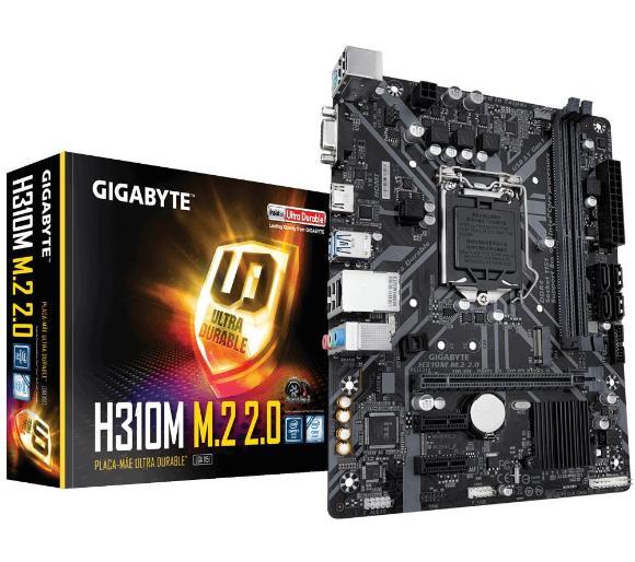 Płyta główna Gigabyte H310M M.2 2.0 (rev. 1.0)